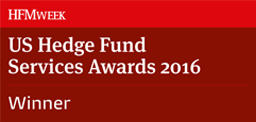 HFM Hedge Fund Services Awards 2016