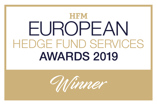 2019 HFM European Hedge Fund Services Awards