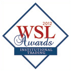 WSL Trading Awards 2012